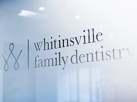 Whitinsville Family Dentistry logo