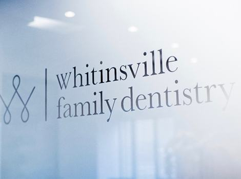 logo of Whitinsville Family Dentistry, dentist near Grafton